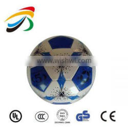 High Training Quality Promotion Size 5 Machine Stitched TPU Soccer ball