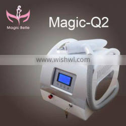Nd Yag Laser Machine New Product In 2016 AI Laser Machine ND YAG Laser With FDA Laser Tattoo Removal Equipment