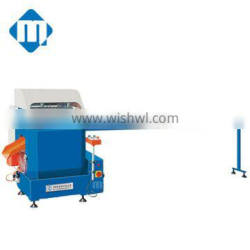 Factory direct price upvc plastic cutting saw machinery