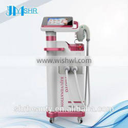 Vertical Professional IPL Face Machine For Wrinkles For Beauty Salon Face Lifting