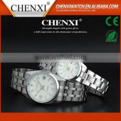 Hot Sale High Quality Day/Date Water Resistant 2016 New Fashion Watch