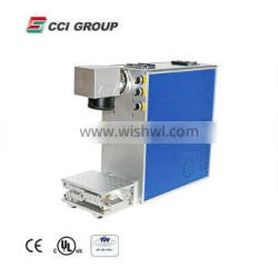 Best selling 2019 jcz control system bearing laser marking machine price for plastic bottle with competitive price