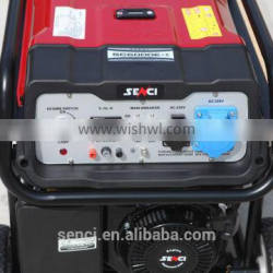 Air-cooled Home Use Gasoline Power Generator Set In Demand