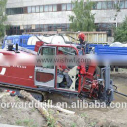 Trenchless horizontal directional drilling FORWARD Rx33x120