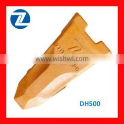 DH500RC tooth points casting excavator rock bucket teeth 2713-1236RC