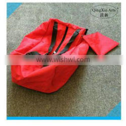 Fashional and nylon travel bag with high quality material