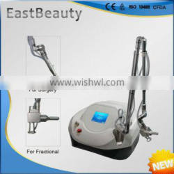 rf fractional co2 laser portable