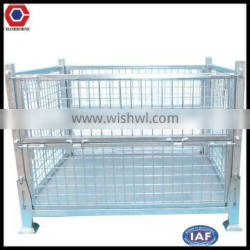 High quality dimension can be customized steel wire cage