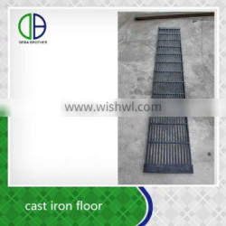 For sale cast iron swine floor china factory supply