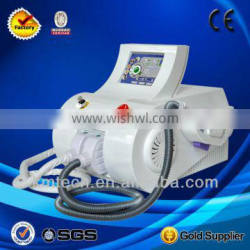Portable spa touch 2 hair removal machine with CE ISO SGS