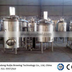 Stainless steel beer brewing equipment 3bbl brew kettle mash tun for sale