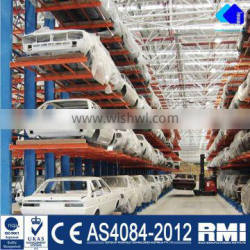 Jracking Adjustable High Quality & Cheap Price Cantilever Racking