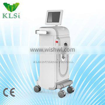 Beauty supply light therapy shr permanent diode laser hair removal machine for men lip chest leg hair