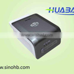 Built in 3 axis accelerometer automobile tracking device/Car OBDii code reader