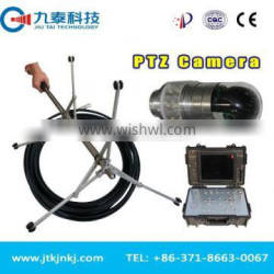 Gas Containment Crawling CCTV Inspection Endoscope