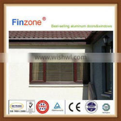 Price of new design new product aluminum wooden tilt up windows system
