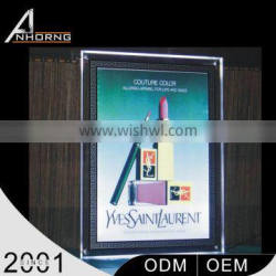 Best Quality New Arrival Long Lifespan Safety Slim Led Light Box Both Indoor And Outdoor