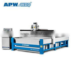 3mX2m high pressure water jet granite cutting machine
