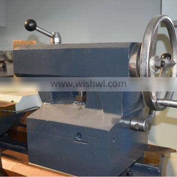 Low Cost China Mini Cnc Lathe Machine with Vertical Tool Post