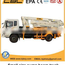 Truck Mounted Concrete Pump hydraulic Boom lift