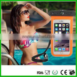 Online china Universal PVC Waterproof Phone Bag, Waterproof Pouch With All Touch Function Workable
