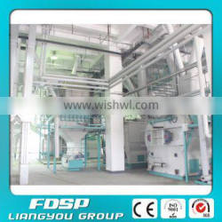 poultry food feed mill plant