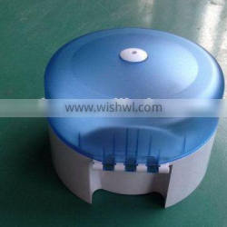 Fashionable promotional wall roll paper dispenser