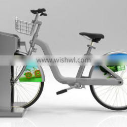 Chinese Professional Provider Bicycle&Public Transport Renting System