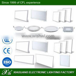 CE led panel light 600x600 good price and 32x32 led panel , can be use led recessed panel light