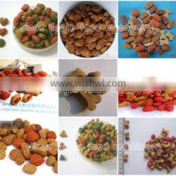 Fully automatic pet food processing machine/animal food line