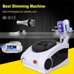 Hottest sales ,58%people like it ,cavitation with cry lipolysis and RF 3 in 1 beauty machine IN Guangzhou Renlang~