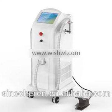 Best favorable Sapphire contact Cooling Diode 808nm hair removal