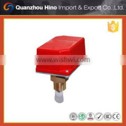 Liquid flow switch and water flow control switch