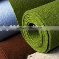 15072916 100% polyester nonwoven felt in roll for oversea market
