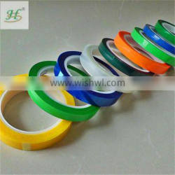 Strong Electrolyte Fluid Resistance Blue Battery Insulating Packing Tape