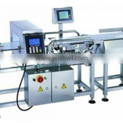 ROYEE Combination Metal Detector/Check-Weigher System