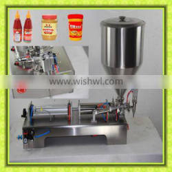High quality ! Peanut butter filling machine made by 304 stainless steel