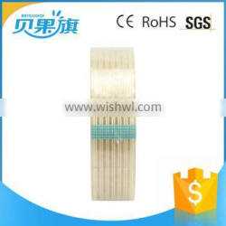 most popular all colors different size sticky waterproof custom printed packing heat resistant masking tape