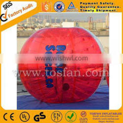 Made in China inflatable body zorb ball TB086