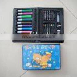 25pcs drawing set with lovely design