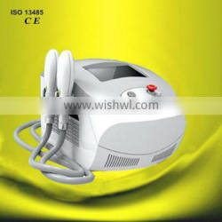 300,000 shots China High Effective Vertical IPL/E-light Hair Removal Machine with CE
