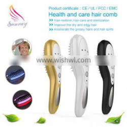portable massage bed body fat rolling massager hair growth laser comb