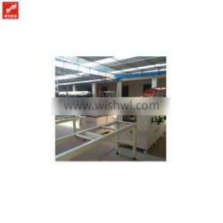 Rolling Machine for thermal break of aluminium profiles interlock sliding window with best service and low price
