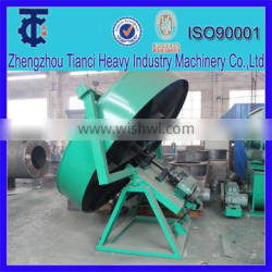 Farm equipment top rated supplier cow manure grill disc granulator
