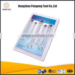 Online Shopping Universal adjestable Combination Ratchet Ring Spanner Ratchet Wrench