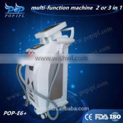 popipl 2000w 2 or 3 in 1 laser machine Muti-functional beauty Hair Removal+Removal Tattootattoo laser removal machine