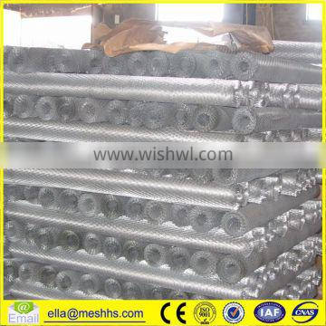 Expanded Aluminum Wire Mesh for Building
