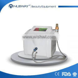 Radio frequency fractional rf skin tightening radio frequency facial rf microneedle machine for home use