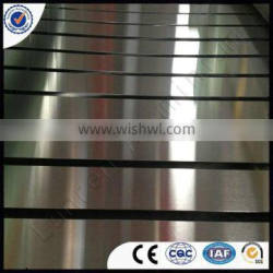 DC and CC material 5083 H14/H16/H18 Aluminium Strip/tape/band for panels