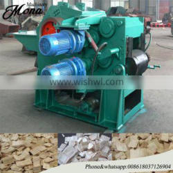 Paper pulp industry use drum wood chipper /Drum wood chipping machine